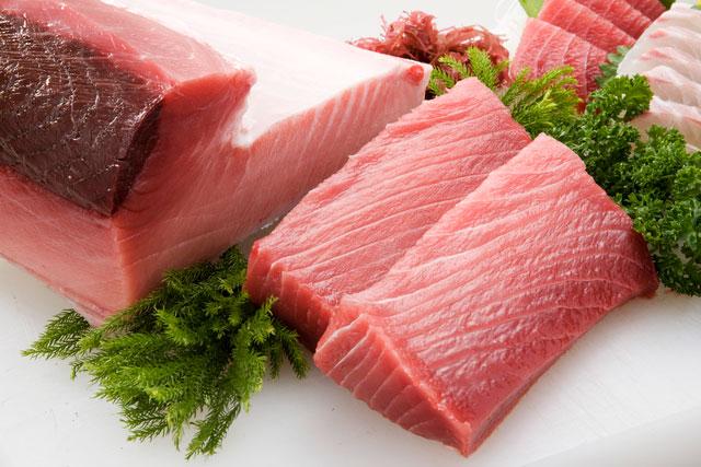 mafuro sashimi